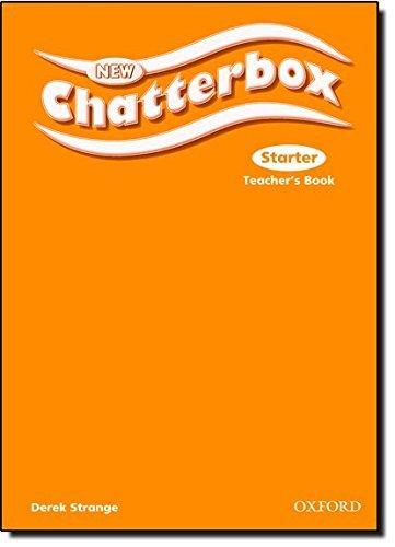 """Купить книгу """"New Chatterbox. Starter. Teacher's Book"""""""