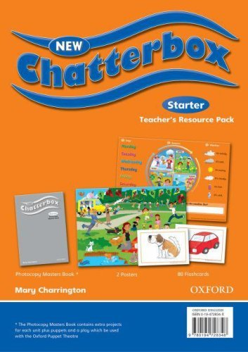 "Купить книгу ""New Chatterbox. Starter. Teacher's Resource Pack"""