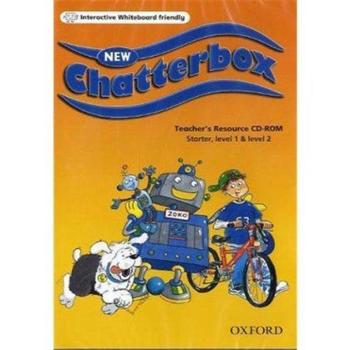 "Купить книгу ""New Chatterbox. Teaching CD-ROM"""