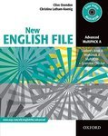 New English File. Advanced: MultiPACK A. Six-level general English course for adults