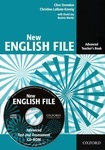 "Купить книгу ""New English File. Advanced. Teacher's Book with Test and Assessment (+ CD-ROM)"""