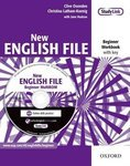 New English File. Beginner. Workbook with key (+ CD-ROM)