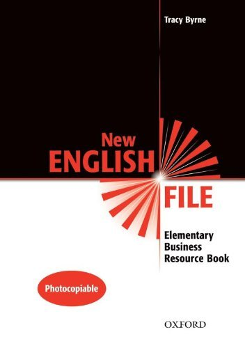 "Купить книгу ""New English File. Business Resource Book Elementary level"""