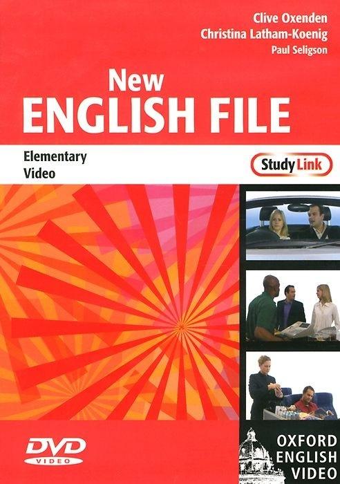 "Купить книгу ""New English File: Elementary (аудиокурс на DVD-ROM)"""
