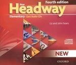 New Headway: Elementary (аудиокурс на 3 CD)