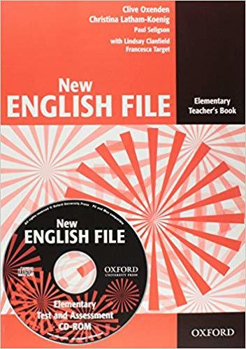 "Купить книгу ""New English File. Elementary. Teacher's Book with Test and Assessment CD-ROM"""