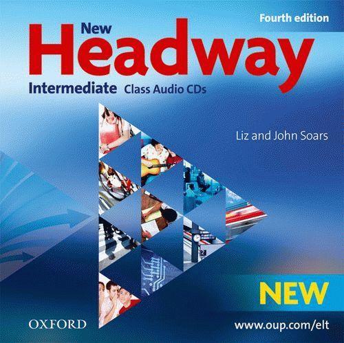 "Купить книгу ""New Headway. Intermediate B1. Class Audio CDs"""