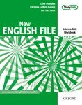 New English File. Intermediate. Workbook with key and MultiROM Pack
