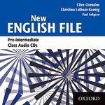 "Купить книгу ""New English File Pre-intermediate. Class Audio CDs (3)"""