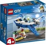 Конструктор LEGO Воздушная полиция: патрульный самолёт (60206)