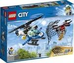 Конструктор LEGO Воздушная полиция: погоня дронов (60207)
