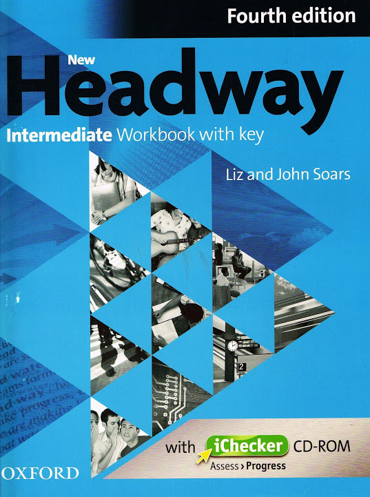 "Купить книгу ""New Headway. Intermediate B1. Workbook + iChecker with Key"""