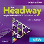 New Headway. Upper-Intermediate B2. Class Audio CDs