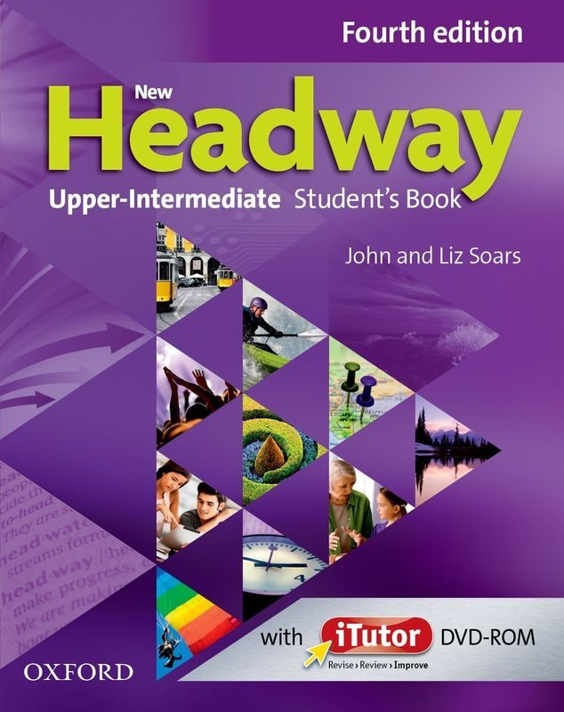 "Купить книгу ""New Headway. Upper-Intermediate B2. Student's Book and iTutor Pack"""