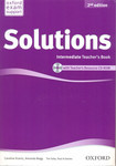 Solutions. Intermediate. Teacher's Book + CD-ROM