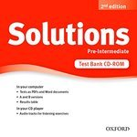 Solutions. Pre-Intermediate. Test Bank CD-ROM
