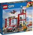 Конструктор LEGO Пожарное депо (60215) - купити онлайн