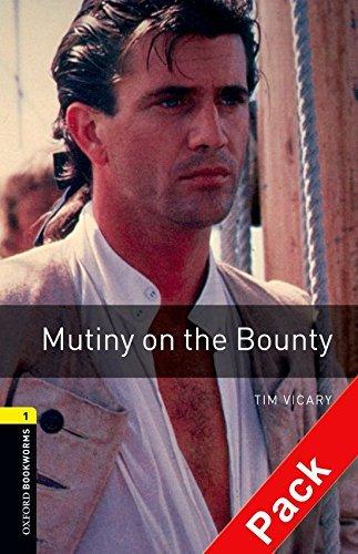 "Купить книгу ""OBL. Level 1. Mutiny on the Bounty + Audio CD"""