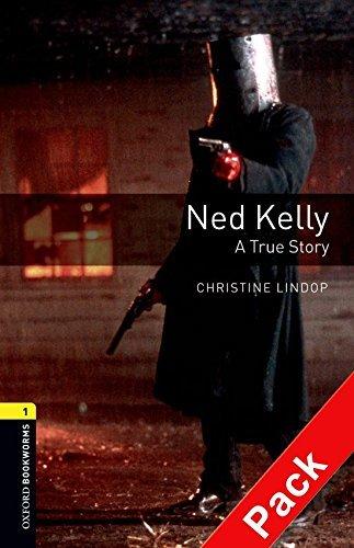 "Купить книгу ""OBL. Level 1. Ned Kelly. A True Story + Audio CD"""
