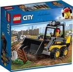 Конструктор LEGO Строительный погрузчик (60219)