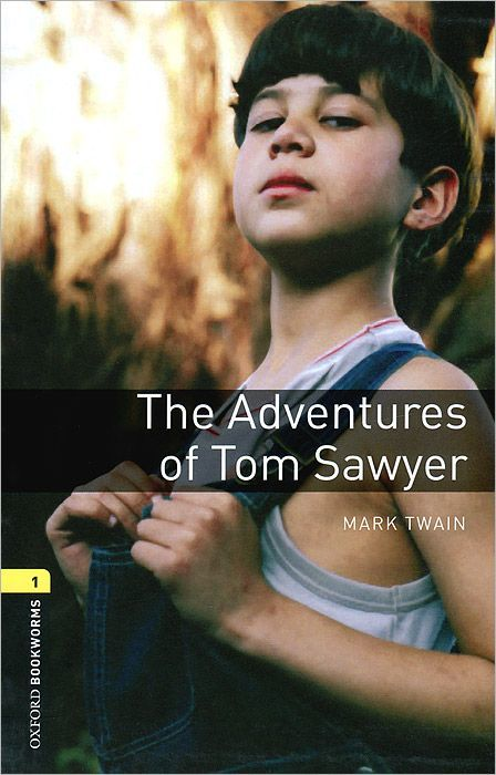 "Купить книгу ""OBL. Level 1. The Adventures of Tom Sawyer"""
