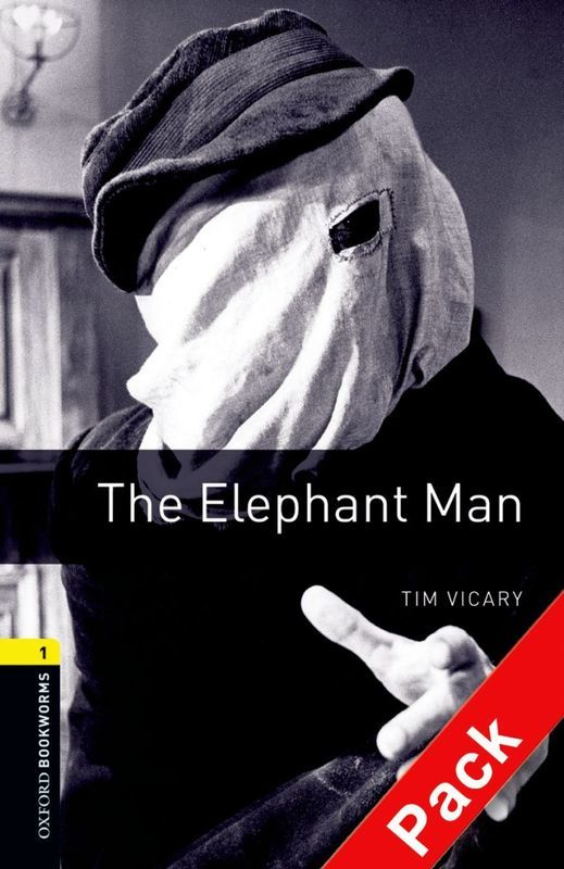 "Купить книгу ""OBL. Level 1. The Elephant Man + Audio CD"""