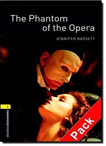 """Купить книгу """"OBL. Level 1. The Phantom of the Opera + Audio CD"""""""