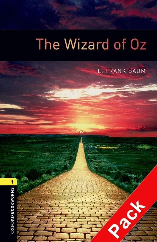 "Купить книгу ""The Wizard of Oz: Stage 1 (+ CD)"""