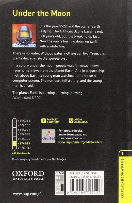 "Купить книгу ""OBL. Level 1. Under the Moon"""