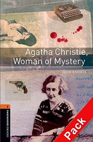 "Купить книгу ""OBL. Level 2. Agatha Christie, Woman of Mystery + Audio CD"""