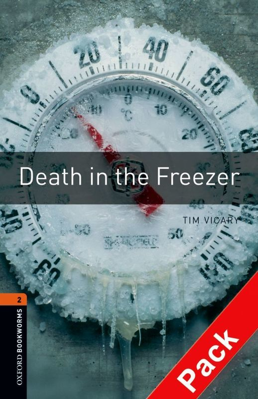 "Купить книгу ""OBL. Level 2. Death in the Freezer + Audio CD"""