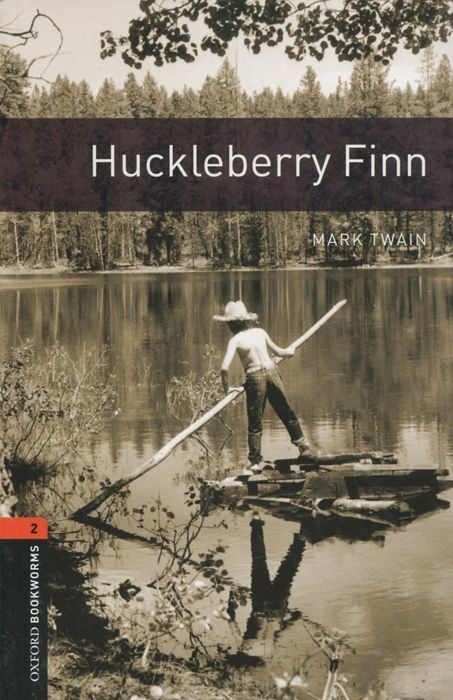 "Купить книгу ""OBL. Level 2. Huckleberry Finn + Audio CD"""