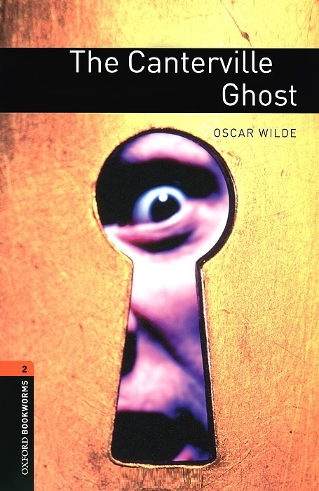 "Купить книгу ""OBL. Level 2. The Canterville Ghost + Audio CD"""