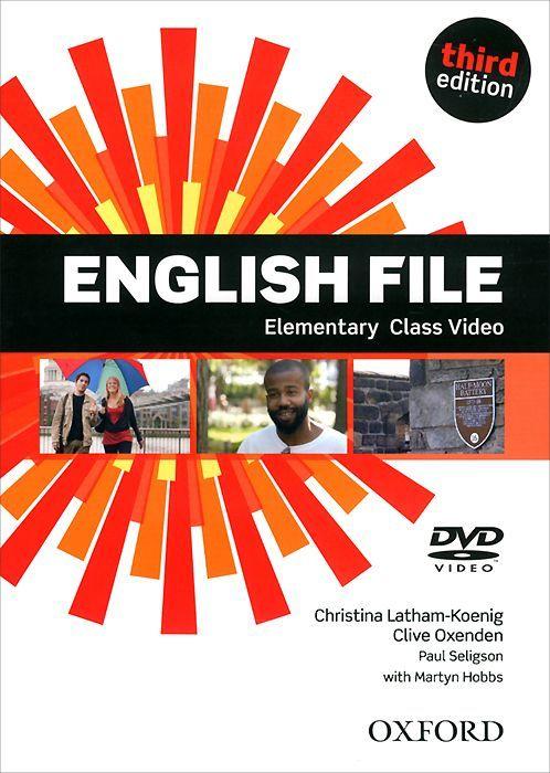 "Купить книгу ""English File: Elementary (аудиокурс на DVD-ROM)"""