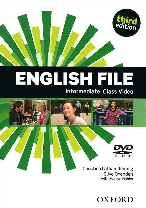 "Купить книгу ""English File: Intermediate (аудиокурс на DVD-ROM)"""