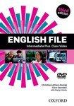 "Купить книгу ""English File third edition. Intermediate Plus. Class DVD"""
