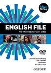 English File third edition. Pre-intermediate. Class DVD