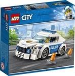 Конструктор LEGO Автомобиль полицейского патруля (60239) - купити онлайн