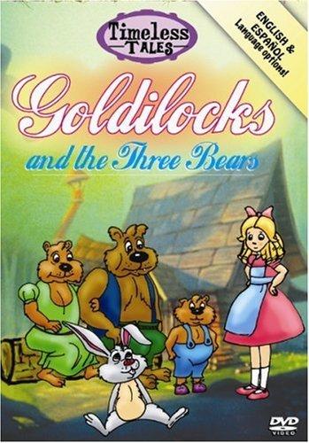 "Купить книгу ""Fairy Tales. Goldilocks and the Three Bears DVD"""
