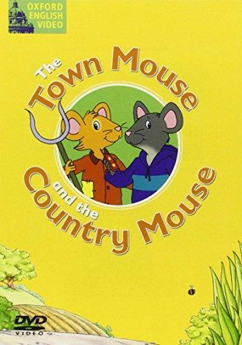 """Купить книгу """"Fairy Tales. The Town Mouse and the Country Mouse DVD"""""""
