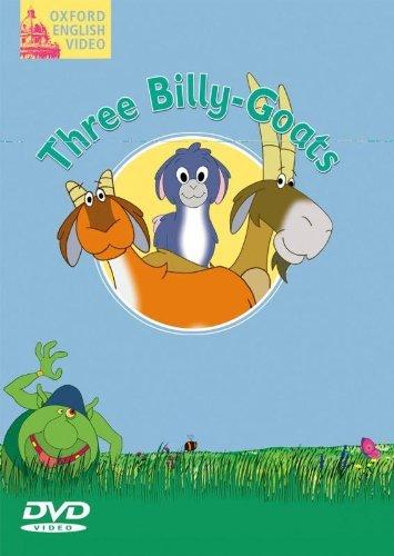 "Купить книгу ""Fairy Tales. Three Billy-Goats DVD"""