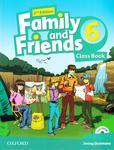 Family and Friends 2nd Edition. Level 6. Class Book with Student MultiROM