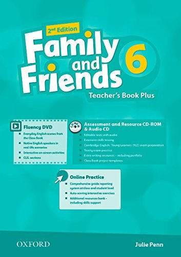 "Купить книгу ""Family and Friends. Level 6. Teacher's Book Plus"""