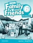 Family and Friends. Level 6. Workbook