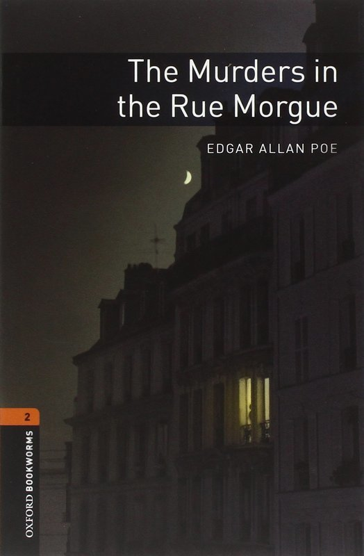 "Купить книгу ""OBL. Level 2. The Murders in the Rue Morgue"""