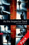 OBL. Level 3. As the Inspector Said and Other Stories + Audio CD