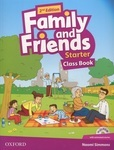 Family and Friends. Starter. Class Book with Student MultiROM