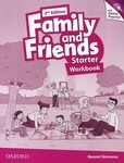 Family and Friends. Starter. Workbook with Online Practice