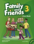 Family and Friends. 3. Class Book and MultiROM Pack