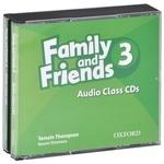 Family and Friends 3: Audio Class (аудиокурс на 3 CD)